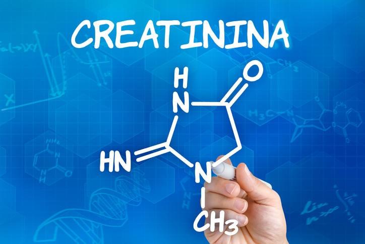 Formula chimica della creatinina