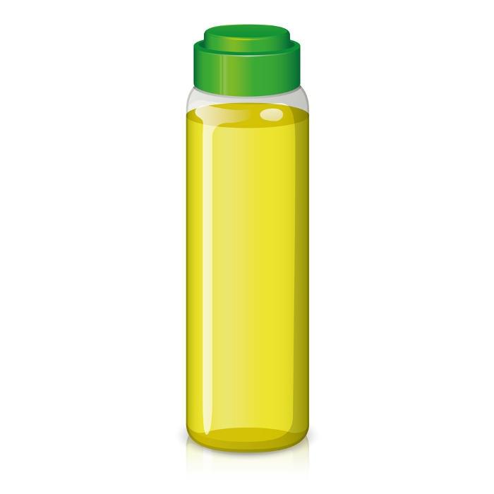 Disegno di una provetta contenente urina