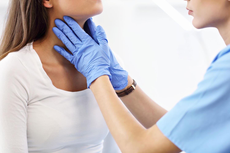 Valutazione dei linfonodi del collo