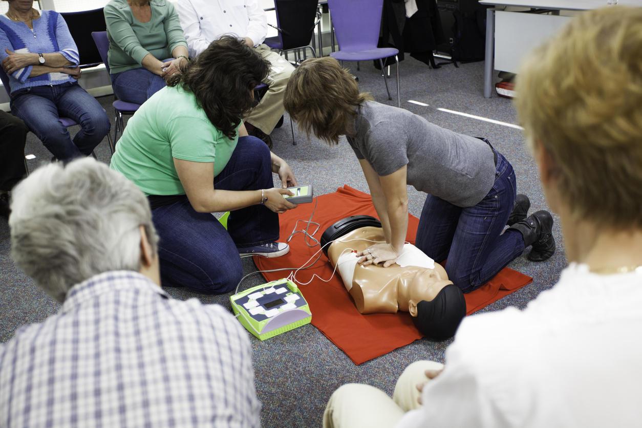 Rianimazione cardiopolmonare e defibrillazione